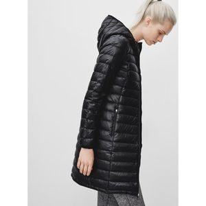 ARITZIA   Parklife Botanie Puffer Jacket Black XXS
